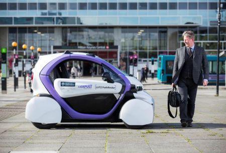 An Introduction to the Connected and Autonomous Vehicles Landscape