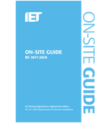 On-Site Guide front cover